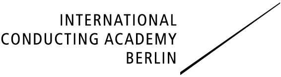 Logo Dirigieren bei Steven Sloane: International Conducting Academy Berlin